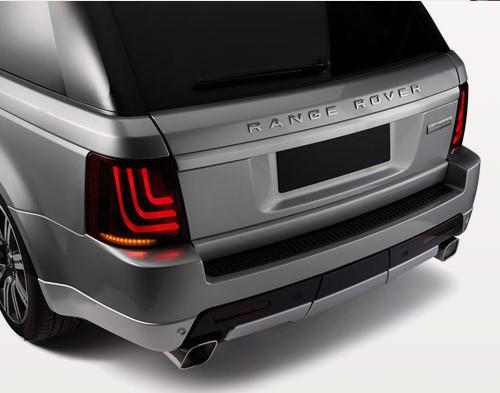 Feux arriere avec clignotants dynamiques Range Rover Sport