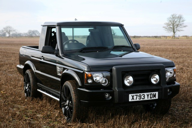 Le Land Rover Discovery II TD5 Pickup