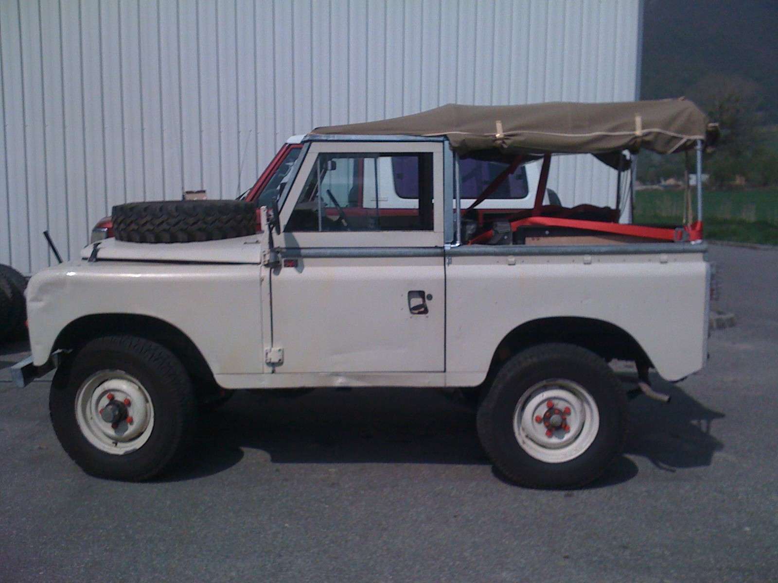 Le Land Rover Serie III