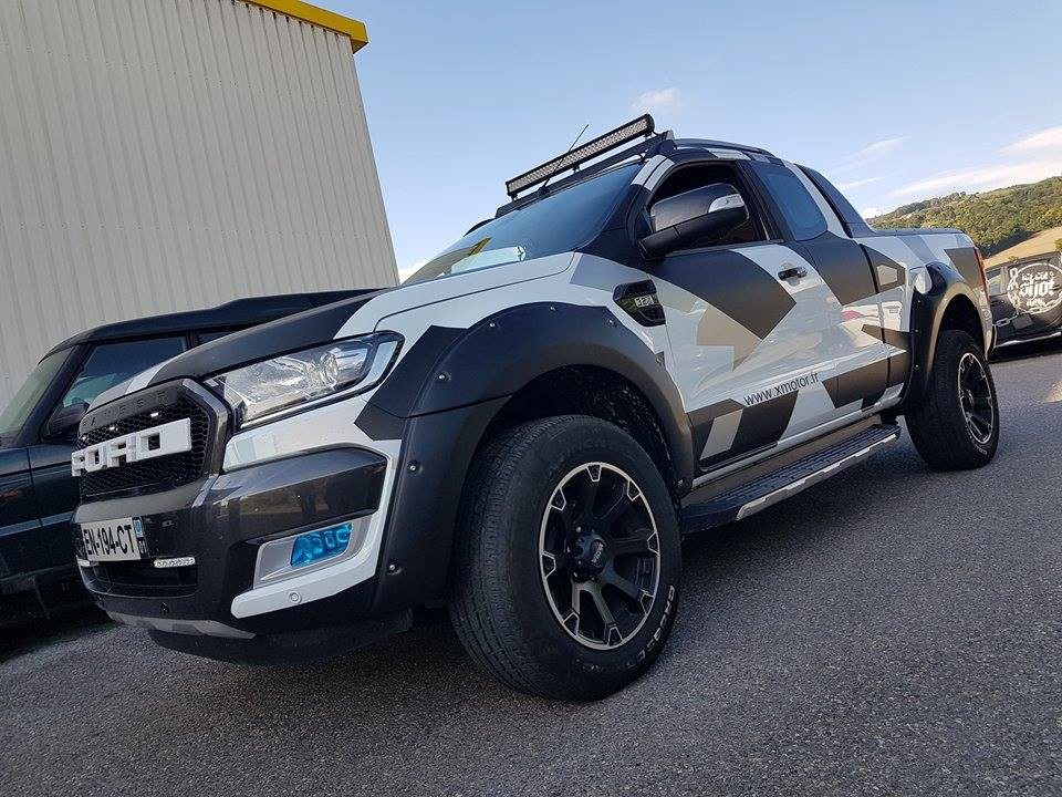Ford Ranger T7 3,2 TDCi Wildtrack Supercab