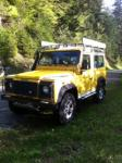 LAND ROVER DEFENDER 90 TD5 SW finition S